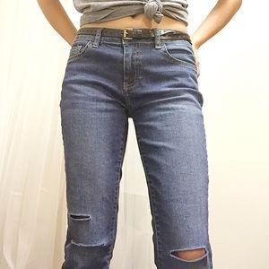 VANS girls denim jeans